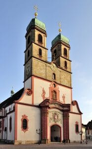St. Fridolinsmünster Bad Säckingen