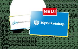Neues Design von MyPaketshop