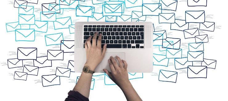 E-Mail Vorlage Rechnungsanforderung