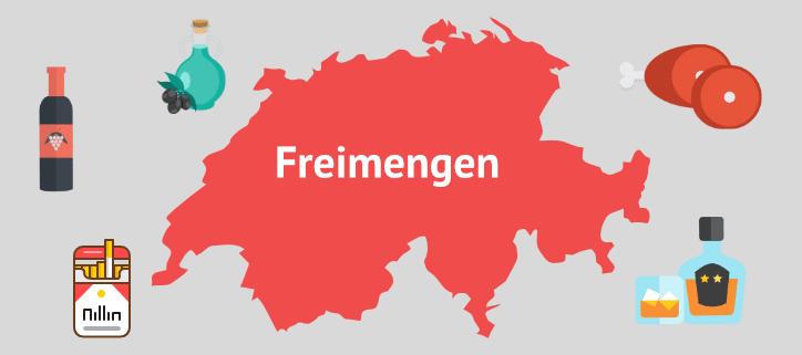 Freimengen Schweiz