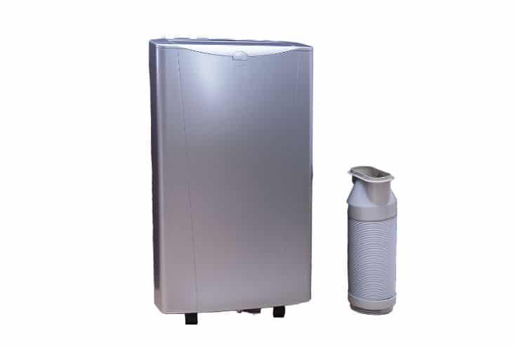 Klimaanlage- Monoblock mit Abluftschlauch