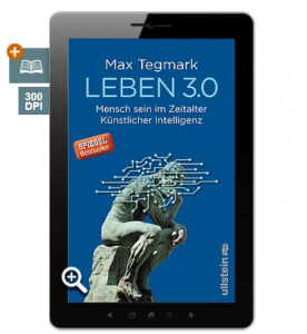 """""""Leben 3.0"""" von Max Tegmark"""