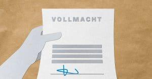 Vollmacht (grafisch)