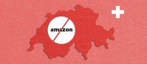 Amazon.com liefert nicht mehr in die Schweiz