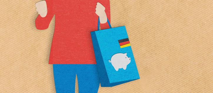 Einkaufen in Deutschland