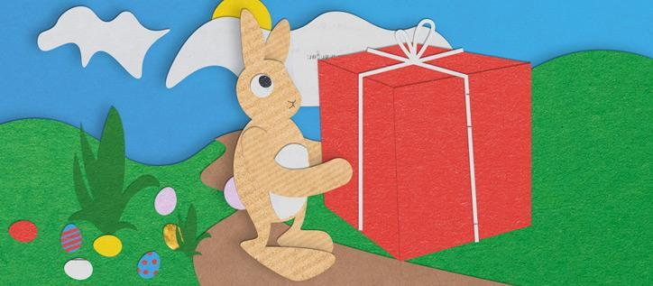Geschenktipps für Ostern