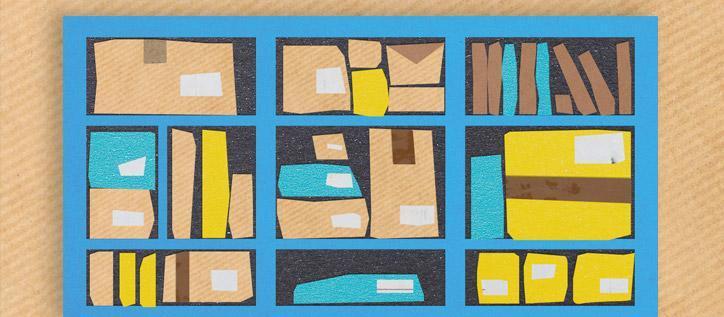Wissen Sie, was alles in Ihr Postfach passt?