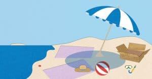 Alles für den Strand