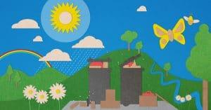 Ökologisch Verpacken und Versenden
