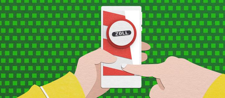 QuickZoll App des Schweizer Zolls