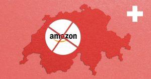 Kein Amazon.com mehr für Schweizer