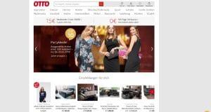 Online Shopping bei Otto- Ratgeber (Screenshot: Otto.de)