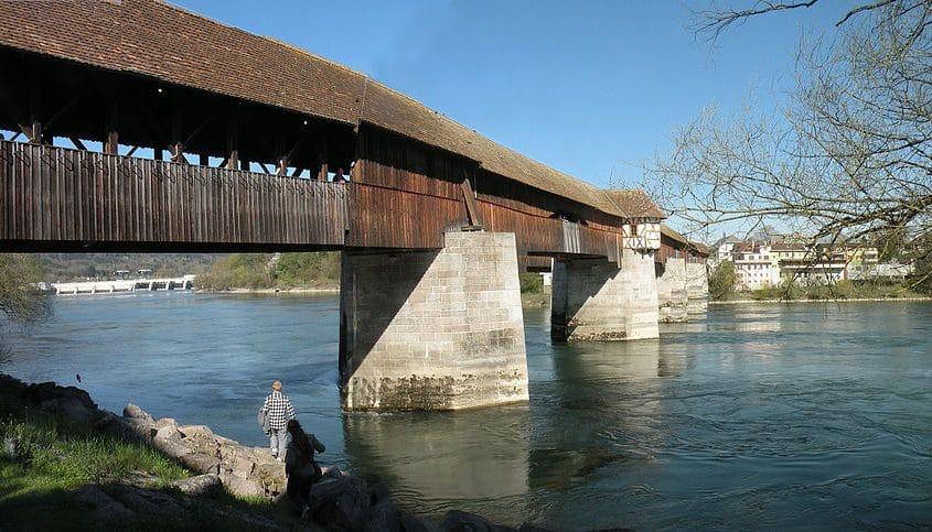 Bad Säckinger Holzbrücke
