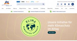 Startseite dm.de