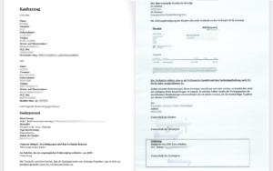 Screenshot-Kaufvertrag