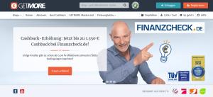 Screenshot getmore.de