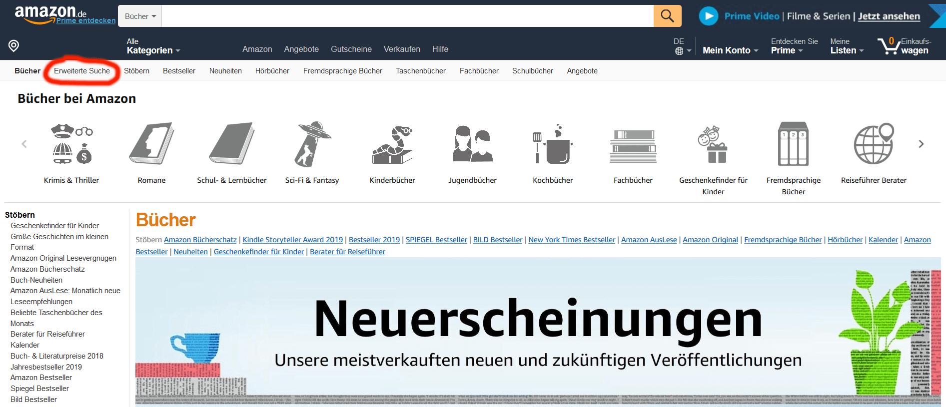 526f8df303f76d Amazon.de für Schweizer: Bester Ratgeber ▤ MyPaketshop