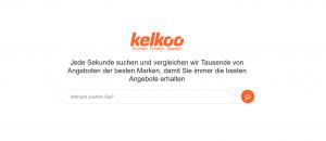 Startseite www.kelkoo.de