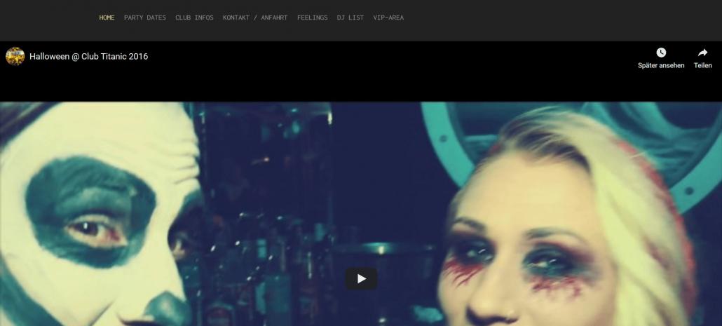 Screenshot Club Titanic