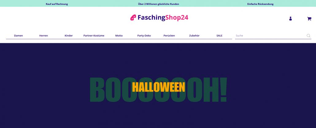 Startseite Faschingshop 24