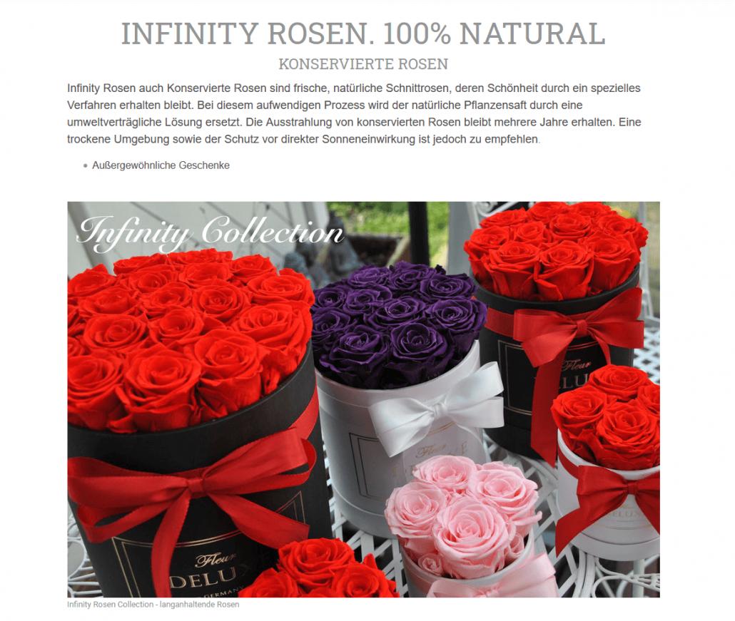 Infinity Rosen