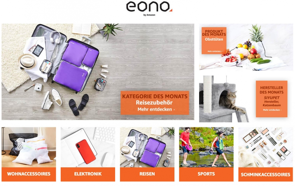 Amazon Eigenmarke Eono