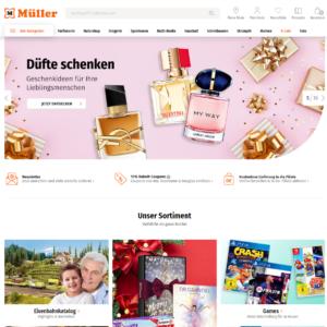 Steckbrief: Müller