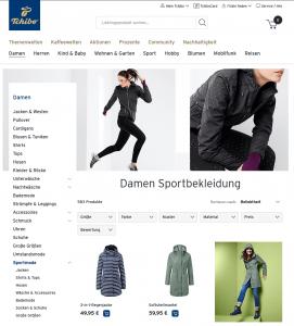 Angebot auf Tchibo.de