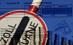 Titelbild Beispiele Verzollung Mehrwertsteuer und Zoll Schweiz