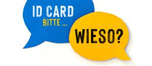 id CARD bitte