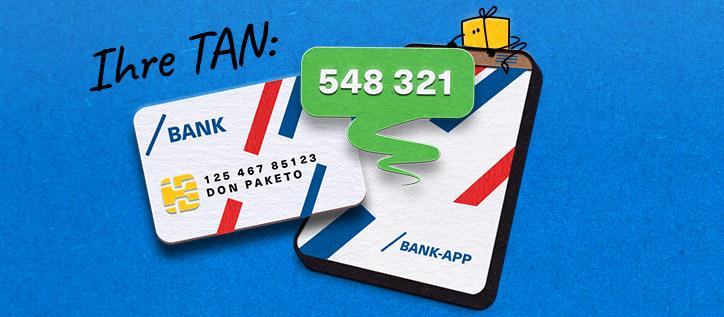 3-D-Secure Kreditkarte Internet bezahlen