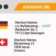 Amazon Rechnungsadresse