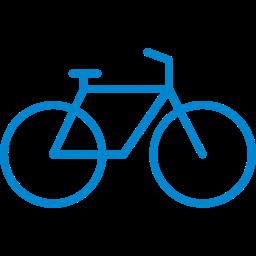 Fahrrad - grafisch