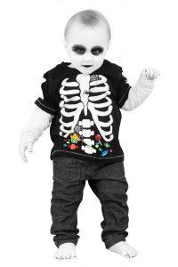Baby-Skelett