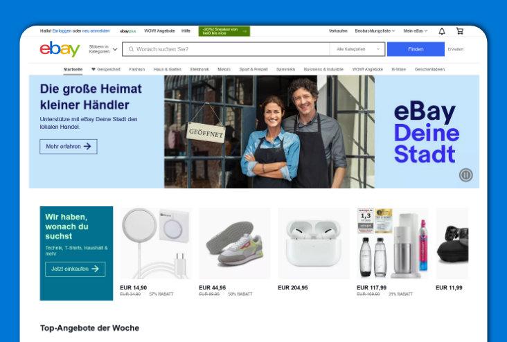 ebay - Alle Artikel
