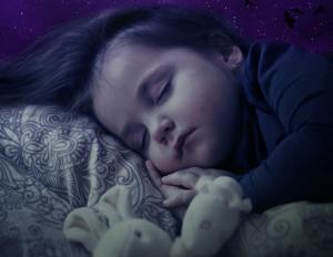 Schlafen in Dunkelheit