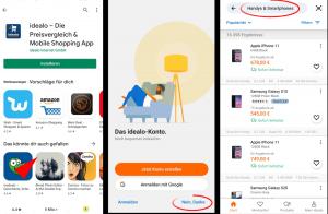 idealo App nutzen 1