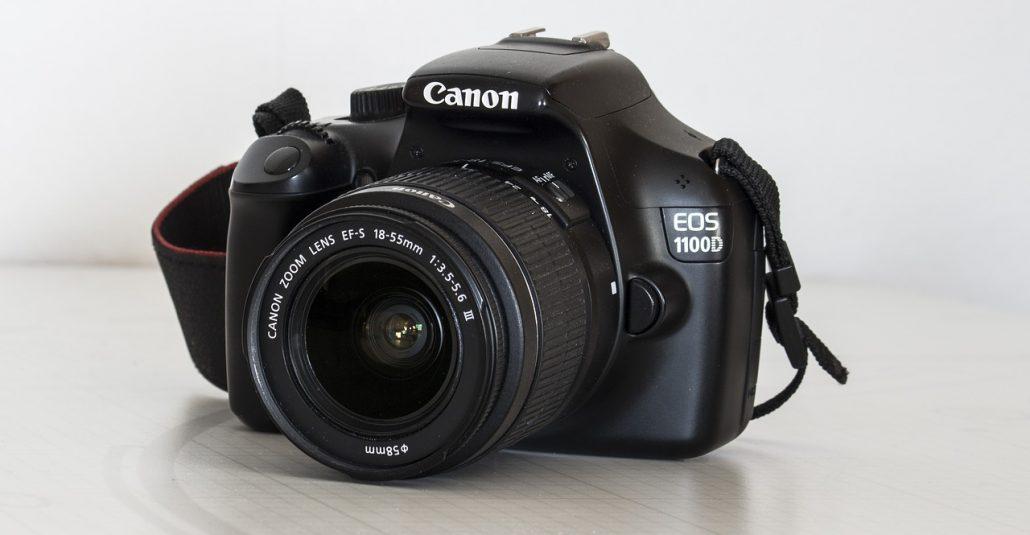 DSLR-Kamera